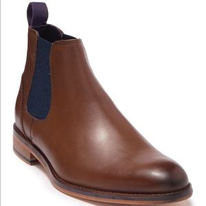 Ted Baker London Camroon 4 Leather Chelsea Boot